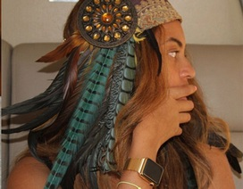 Beyonce đã có đồng hồ thông minh Apple