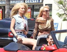"""Britney Spears sẽ hát cùng """"đàn em"""" tại lễ trao giải Billboard"""