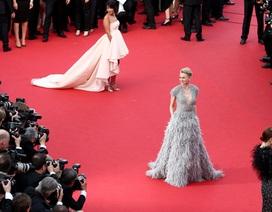 """""""Sao"""" Hollywood lộng lẫy trên thảm đỏ LHP Cannes"""