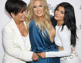 Gia đình Kardashian rạng rỡ tại sự kiện của kênh NBC
