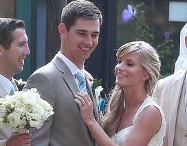 """Ngôi sao Glee kết hôn """"hai lần"""" trong một năm"""