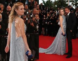 Kiều nữ phim Troy thướt tha trên thảm đỏ liên hoan phim Cannes