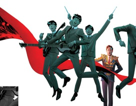 Simon Cowell làm phim về The Beatles