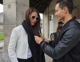 Trương Ngọc Ánh cùng người tình tin đồn sánh đôi tại Pháp