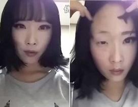 Kinh ngạc với sự thay đổi của một cô gái trước và sau khi trang điểm