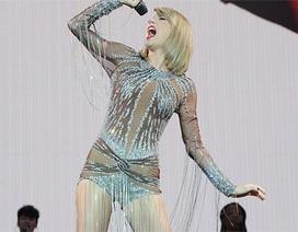 Taylor Swift lọt top những phụ nữ quyền lực nhất thế giới