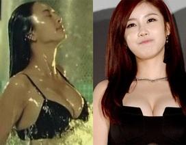 """Những người đẹp xứ Hàn có """"vòng một"""" gợi cảm nhất"""