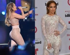 Jennifer Lopez bốc lửa ở tuổi 46