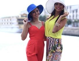 Hoa hậu, Á hậu Du lịch Quốc tế khám phá Hạ Long