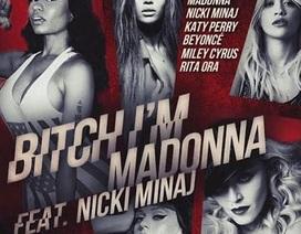 """Madonna """"cảnh cáo"""" Taylor Swift qua MV mới"""