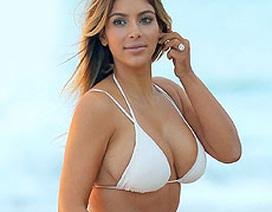 Kim Kardashian mang thai lần hai
