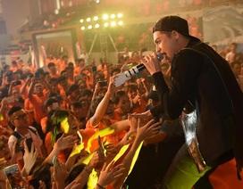Khán giả Hà Nội cuồng nhiệt với dàn sao Việt cực hot