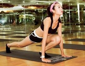 Thúy Vân đang cố gắng hết mình cho cuộc thi Hoa hậu Quốc tế 2015