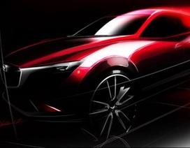 Mazda chuẩn bị ra xe CX-3