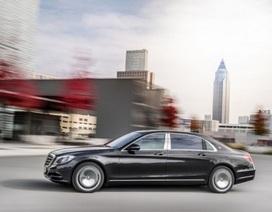 Mercedes-Maybach S600 ra mắt