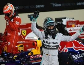 Nico Rosberg giành lợi thế trong chặng đua cuối