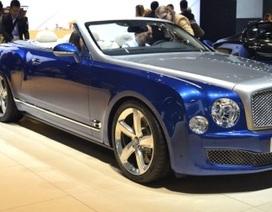 Bentley Grand Convertible - Đối thủ tương lai của Phantom Drophead Coupe