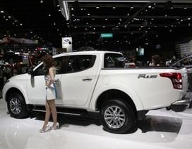 Mitsubishi Triton 2015 chính thức ra mắt tại Thái Lan