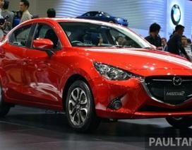 Cận cảnh xe Mazda2 phiên bản sedan mới ra mắt