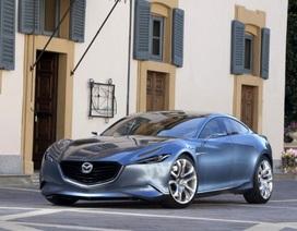 Mazda6 sẽ có thêm phiên bản coupe?