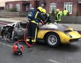 Tỷ phú Anh kiện xưởng dịch vụ vì siêu xe bị cháy
