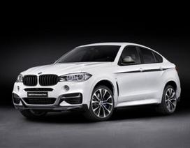 Gói nâng cấp M Performance cho xe X6 2015 gồm những gì?