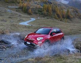 500X - Giấc mơ thăng hạng của Fiat