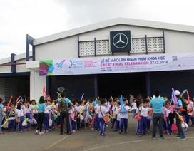 Mercedes-Benz đồng hành cùng Liên hoan phim khoa học tại Việt Nam