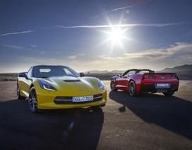 Siêu xe Mỹ Corvette Stingray chinh phục châu Âu