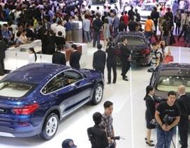 Ôtô nhập khẩu rình rập mốc 1,5 tỷ USD