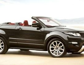 Sẽ có xe Range Rover Evoque mui trần?