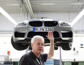 """Hyundai """"câu"""" kỹ sư trưởng của BMW"""