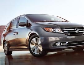 """IIHS công bố 9 mẫu xe """"an toàn"""" nhất"""