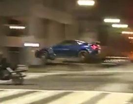 Hậu trường làm phim 'Fast & Furious 7'