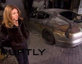 Khách hàng kiện Porsche vì xe Panamera bị cháy