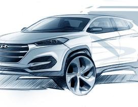 Hyundai chuẩn bị ra mắt Tucson thế hệ mới