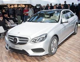 Mercedes triệu hồi hàng trăm ngàn xe do nguy cơ cháy động cơ