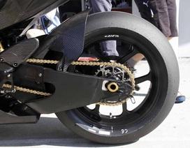 Michelin chạy thử lốp cho mùa giải MotoGP 2016