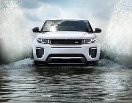Động cơ diesel mới cho Range Rover Evoque