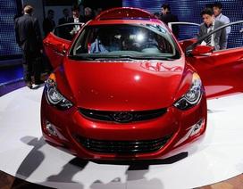 Hyundai triệu hồi hơn 200.000 chiếc Elantra