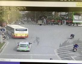 Camera giao thông 'tố', 69 trường hợp bị phạt nguội