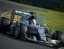 Lewis Hamilton chưa có đối thủ