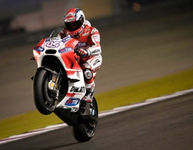 Ducati gây bất ngờ trước thềm mùa giải MotoGP 2015
