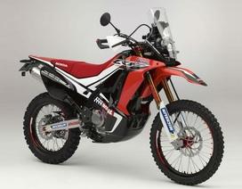 Honda ra mắt CRF250 Rally concept