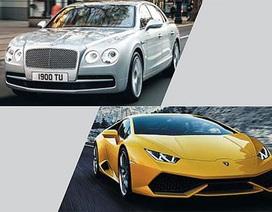 """Hàn Quốc trở thành """"mỏ vàng"""" của các hãng xe sang"""