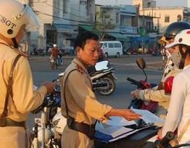 Giám sát giao thông từ di động: Coi chừng quyền con người bị xâm phạm!