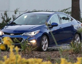 Lộ diện Chevrolet Cruze thế hệ mới