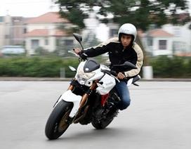Sẽ cho thí điểm đi xe máy phân khối lớn vào đường cao tốc