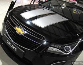 Cận cảnh Chevrolet Cruze phiên bản thể thao