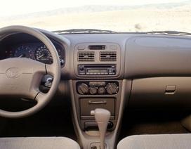 Toyota và Nissan triệu hồi gần 6,6 triệu xe do lỗi túi khí